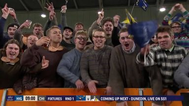 Fans fill stands as Super Rugby returns