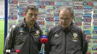 Bielsa remains cautious despite win