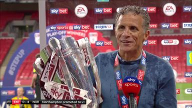 Curle: We've shown our unity