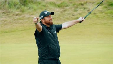 PGA Tour golf is back!