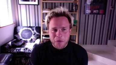 Olly Murs: Big upset if we beat Froome!