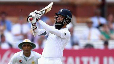 England v Pakistan 1st Test D4 14.