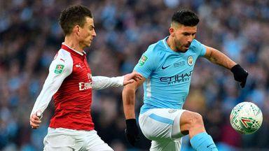 Retro EFL Cup 18:Arsenal v ManCity