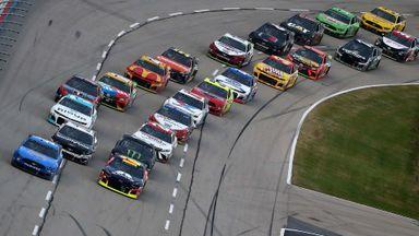Texas Motor Speedway Qualifying 05