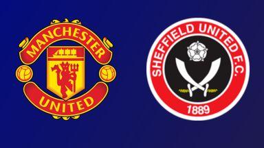 Man Utd v Sheffield United