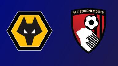 Wolves v Bournemouth