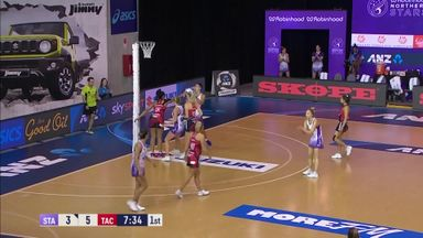 Impressive defence in ANZ Premiership