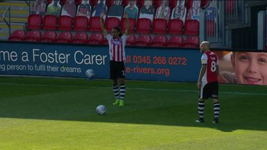Martin levels the tie for Exeter