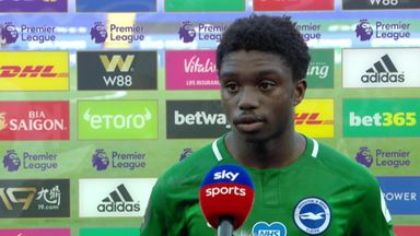 Lamptey: It's a great result