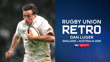 Rugby Retro: Dan Luger