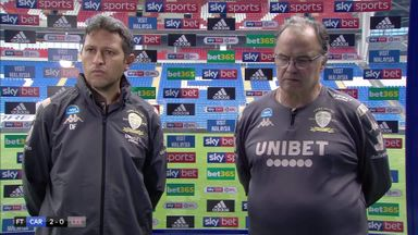 Bielsa frustrated with finishing