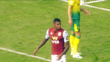 Season so far: Aston Villa