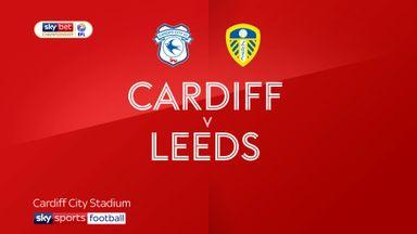 Cardiff 2-0 Leeds