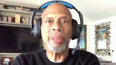 Abdul-Jabbar: America has been awakened
