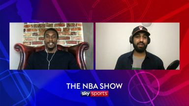 NBA Show: Who will be MVP?