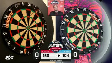 De Decker's 160 checkout