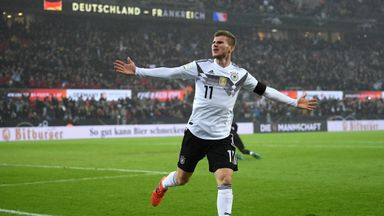 Werner's best Germany goals