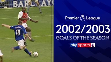 PL Goals of the Season 2002/03