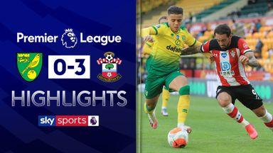 Ings stars as Southampton hammer Norwich