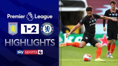 Pulisic and Giroud give Chelsea win