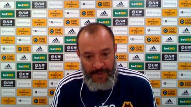 Nuno: The banner missed the point