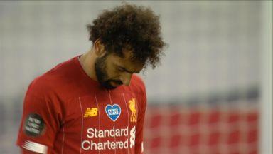 Salah sends one wide (63)