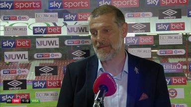 Bilic: We have to start winning