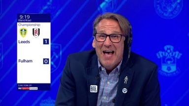 Bamford makes Merse eat his words!