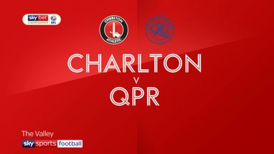 Charlton 1-0 QPR