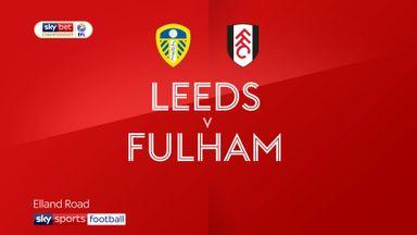 Leeds 3-0 Fulham