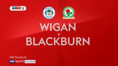Wigan 2-0 Blackburn