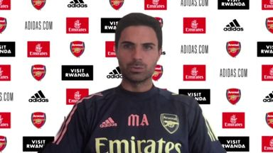Arteta: Willing players are welcome