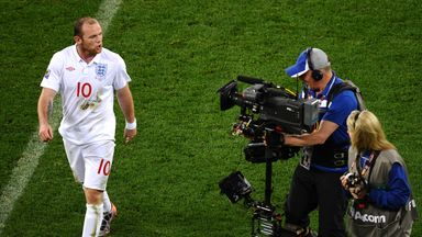 England atmosphere 'bad' at 2010 World Cup