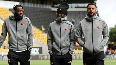 Watford trio back after lockdown 'gathering'