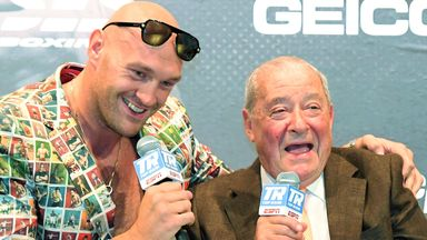 Hearn confident after Arum talks