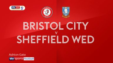 Bristol City 1-2 Sheff Wed