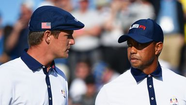 Tiger: Bryson's game impressive