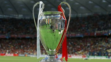 UEFA open to fans at CL and EL ties