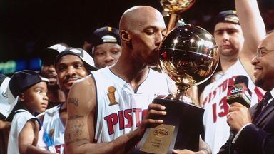 Should Billups be a Hall of Famer?