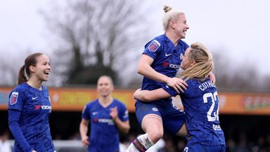 WSL: Chelsea champions, Liverpool relegated