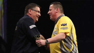 Chisnall: Anderson second best of all time