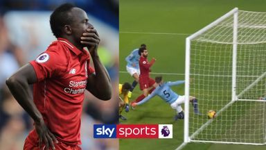 Greatest Premier League goalline clearances