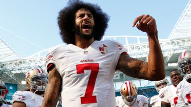 Florio: Kaepernick won't return to NFL