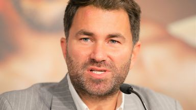 Hearn: Grassroots boxing needs government help