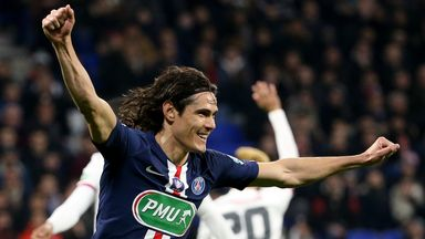 Would Cavani fit in at United?