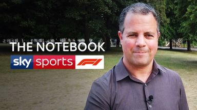 The Notebook: Ted on F1's 'new normal'