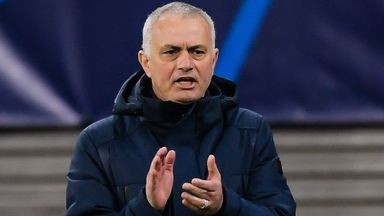 Jose: We want Europa League qualification