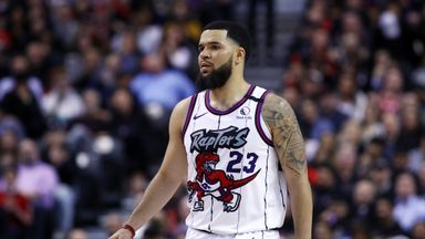 VanVleet: Terrible timing for NBA restart
