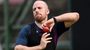 Leach: England haven't seen my best