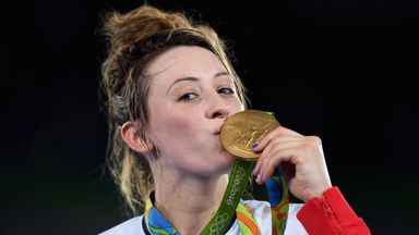 Check In: Jade Jones